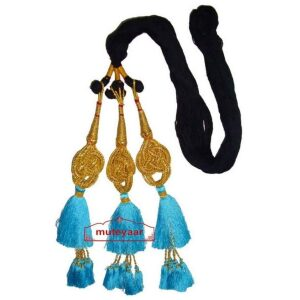 Traditional Punjabi Jalebi ethnic Colorful Paranda parandi to match ur suit