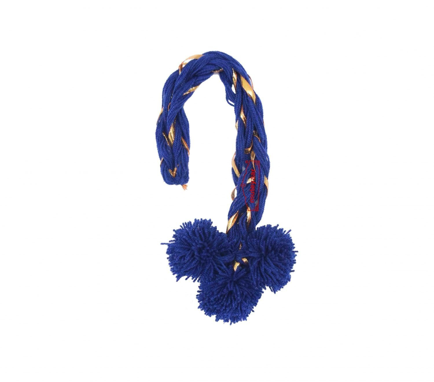 Laddoo Paranda Pompom Luddi Tassles - All Colours Available 1