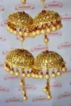 Kundan Work Kaleera For Punjabi Wedding J0913
